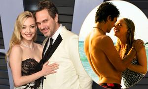 Chồng Amanda Seyfried ghen khi cô đóng 'Mamma Mia 2' với bạn trai cũ