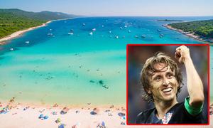 Quê hương đau thương nhưng tươi đẹp của thủ quân Croatia Luka Modric