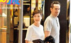 Trần Hào đưa bà xã Hoa hậu đi mua sắm đồ hiệu