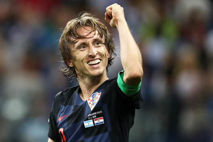 Quê hương tươi đẹp nhưng đầy đau thương của thủ quân Croatia Luka Modric - 2