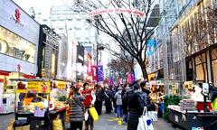 Mùa hè - dịp mua sắm tốt nhất trong năm tại Hàn Quốc