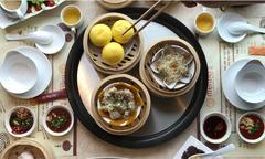 Thưởng thức ẩm thực Trung Hoa tại Meiwei