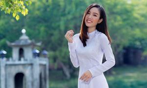 Thái Tuấn ra mắt BST áo dài 'Một thoáng quê hương'