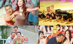 Tăng Chí Vỹ: 'Yêu râu xanh' đội lốt ông trùm làng phim Hong Kong