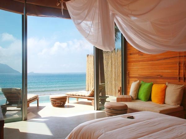 Six Senses Côn Đảo như một tuyệt tác nghỉ dưỡng hài hòa với vẻ đẹp hoang sơ của vùng biển Đất Dốc, Côn Đảo.