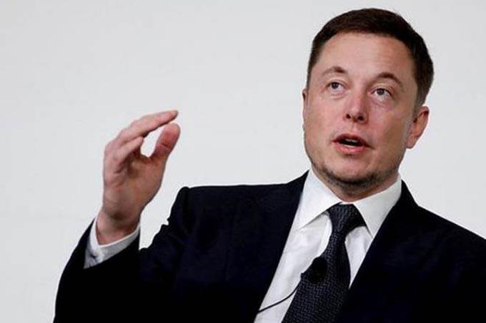 Tỷ phú công nghệ Elon Musk. Ảnh; Reuters.