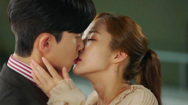 4 nụ hôn khó quên của Thư ký Kim sao thế - 1
