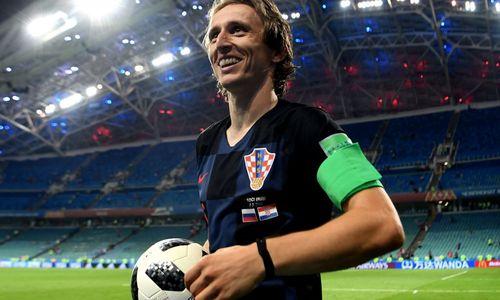 Luka Modric: Cậu bé chăn dê trở thành huyền thoại bóng đá Croatia