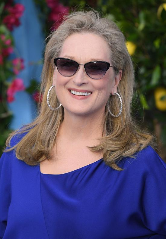 Minh tinh Meryl Streep từng gây ấn tượng với vai bà mẹ tình cảm và vui tính.
