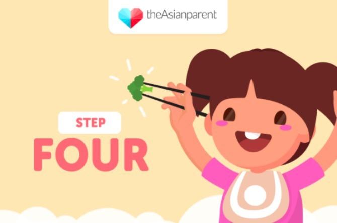 5 bước dạy bé sử dụng đũa thành thạo - 3