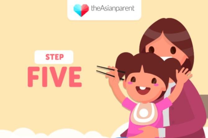 5 bước dạy bé sử dụng đũa thành thạo - 4