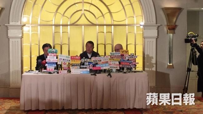 Ngôi sao Hong Kong phủ nhận cưỡng dâm Lam Khiết Anh.