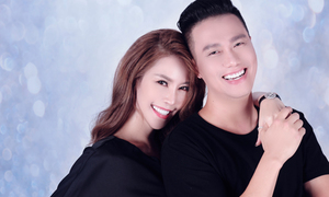 Quế Vân tung hình ảnh thân mật với Việt Anh sau nghi án hẹn hò