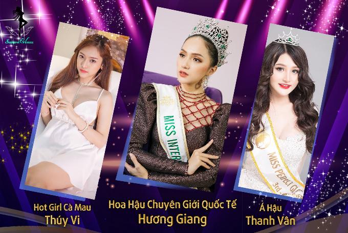 Hành trình lột xác  Con đường dẫn tới thành công của Hoa hậu Hương Giang - 2