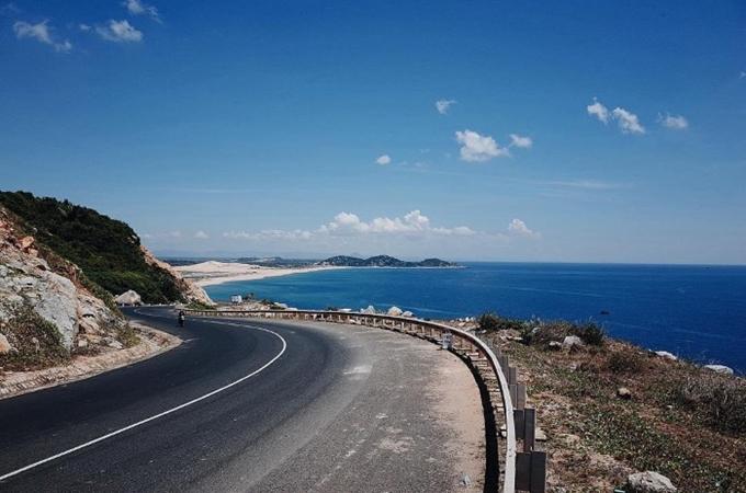 5 con đường đẹp nhất Châu Á - 4