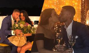 Ramos cầu hôn bạn gái trong kỳ nghỉ sau World Cup
