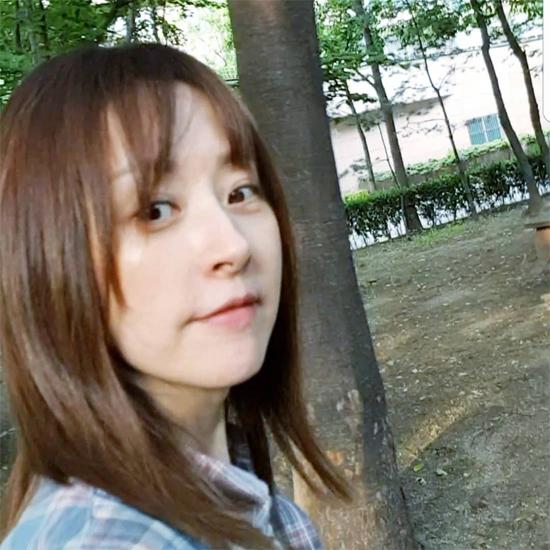 Nhan sắc đời thường của Seo Jung Hee.