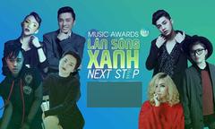 Giải thưởng âm nhạc Làn Sóng Xanh ra mắt phiên bản mới