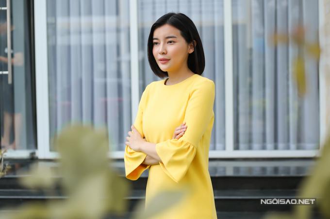 Với Cao Thái Hà, ngôi nhà là nơi bình yên để cô trở về nghỉ ngơi sau một ngày làm việc mệt mỏi. Hiện cô tất bật lịch quay dự án phim hậu duệ mặt trời phiên bản Việt.