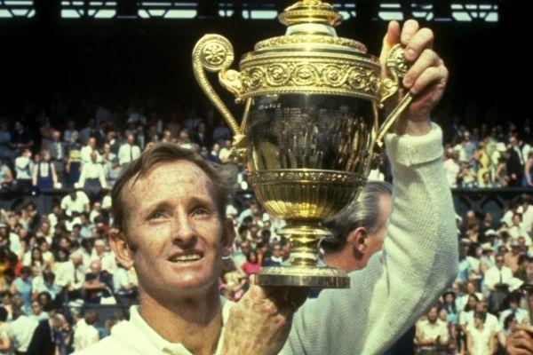 Giải thưởng cho nhà vô địch Wimbledon 50 năm trước chỉ hơn 2.500 USD (hiện tại là 3,3 triệu USD). Ảnh: CNBC.