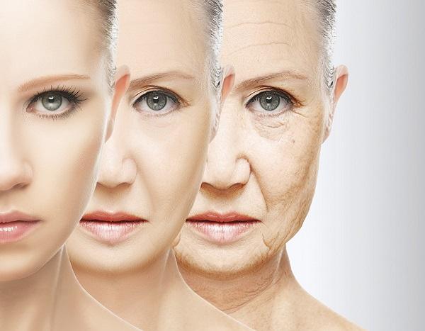 Làn da lão hóa sau tuổi 30 là nỗi lo thường trực của phụ nữ.