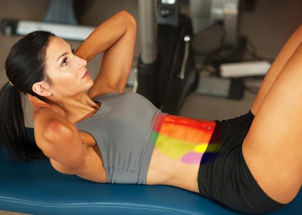 Nguyên tắc 4: Tập các bài làm săn chắc cơ bắp toàn thân