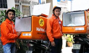 Cơ hội tăng thu nhập khi làm nhân viên giao hàng tại Vuivui