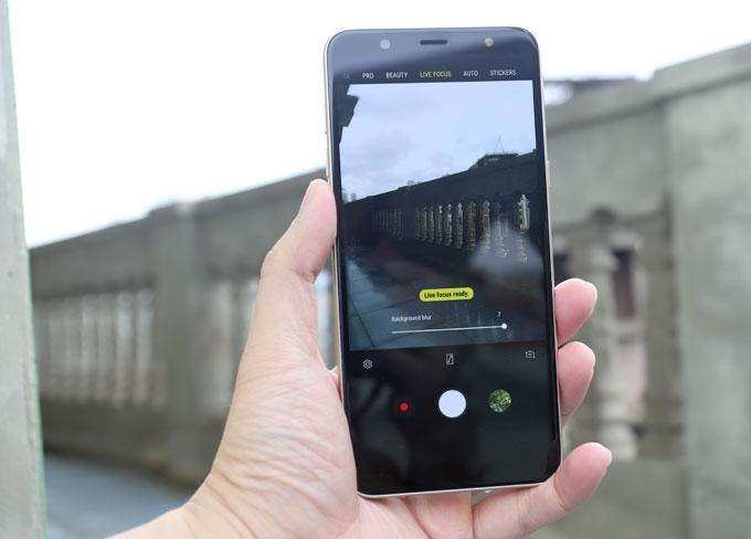 Galaxy J8 giá hơn 7 triệu đồng ở Việt Nam - 8