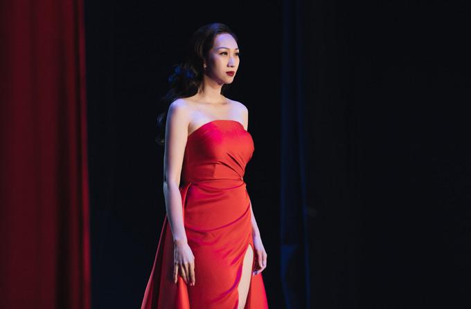 Lều Phương Anh tự thấy mình trưởng thành, chín chắn hơn nhiều, sau 8 năm dự thi và lọt vào chung kết Vietnam Idol 2010.