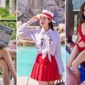 Mùa hè xa hoa của 4 nàng tiểu thư 'hội con nhà giàu Việt'