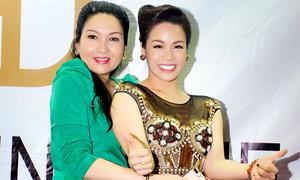 Nhật Kim Anh ủng hộ chị gái Kim Tính làm kinh doanh