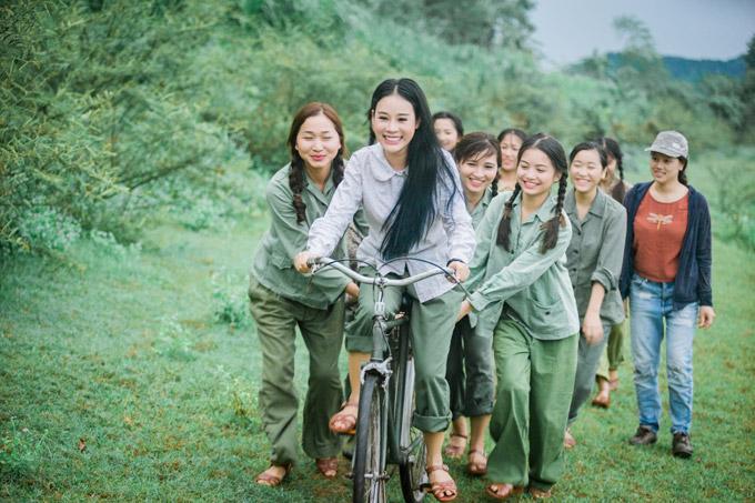 Ca sĩ Hoa Trần