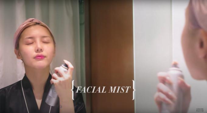 Các bước chăm sóc da cuối ngày của beauty blogger Hàn Quốc - 1