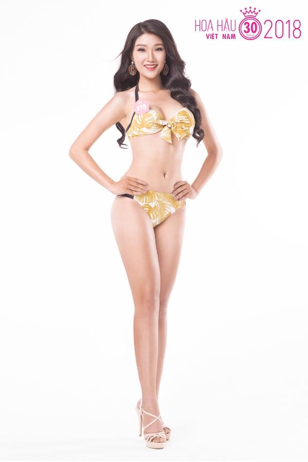 TitleThí sinh miền Bắc Hoa hậu VN 2018 diện bikini khoe dáng - page 2 - 6