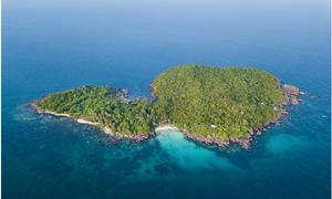 Ngắm toàn cảnh đảo ngọc Phú Quốc từ trên cáp treo