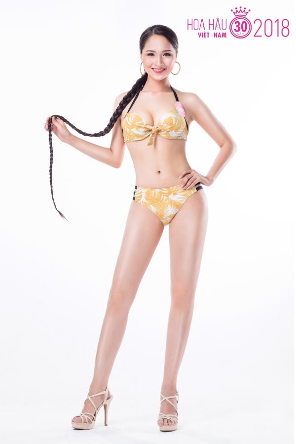 TitleThí sinh miền Bắc Hoa hậu VN 2018 diện bikini khoe dáng - page 2 - 8