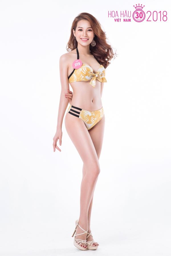 TitleThí sinh miền Bắc Hoa hậu VN 2018 diện bikini khoe dáng - page 2 - 11