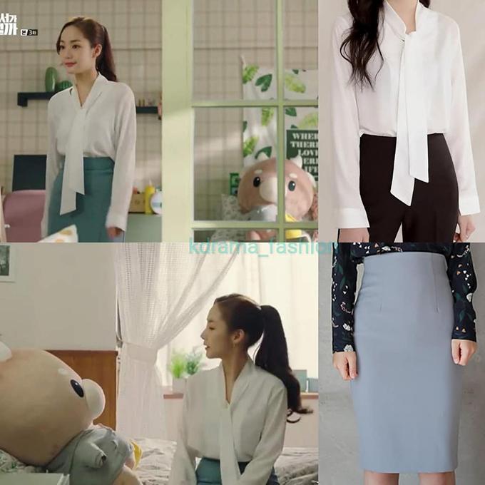Trang phục công sở gây sốt của  Thư ký Kim có giá từ vài trăm nghìn đồng - 2