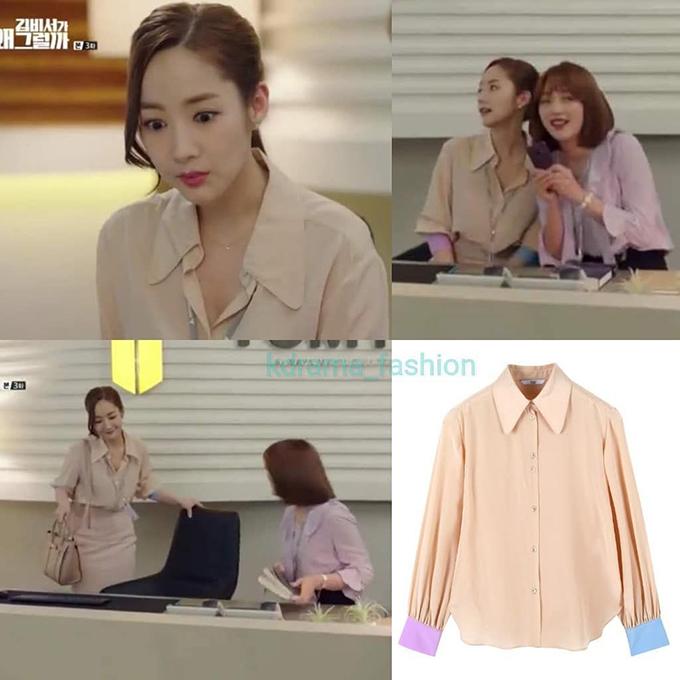 Trang phục công sở gây sốt của  Thư ký Kim có giá từ vài trăm nghìn đồng - 4