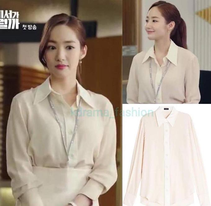 Trang phục công sở gây sốt của  Thư ký Kim có giá từ vài trăm nghìn đồng - 6