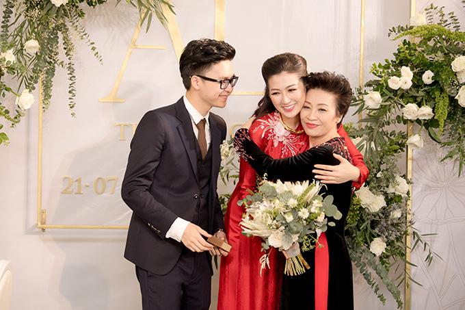 Tình cảm của Gia Lộc và Tú Anh nhận được sự ủng hộ của cả hai bên gia đình.