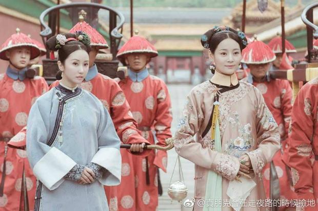 Vương Viện Khả đảm nhận vai Thuần phi Tô Tịnh Hảo.