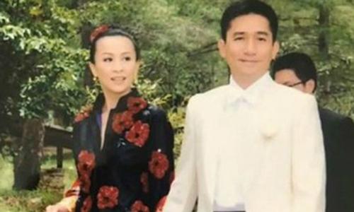 Lưu Gia Linh mừng 10 năm nên duyên vợ chồng với Lương Triều Vỹ
