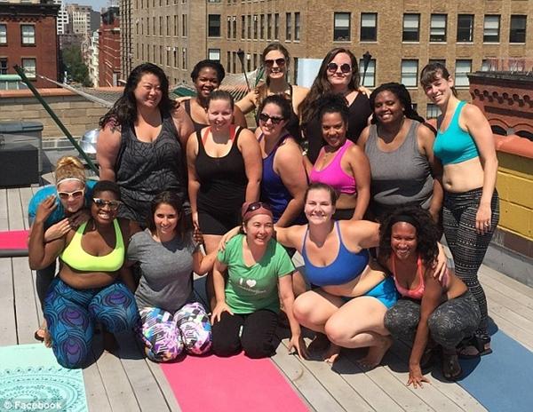 Huấn luyện viên yoga ngoại cỡ thay đổi định nghĩa về chuẩn đẹp - 8