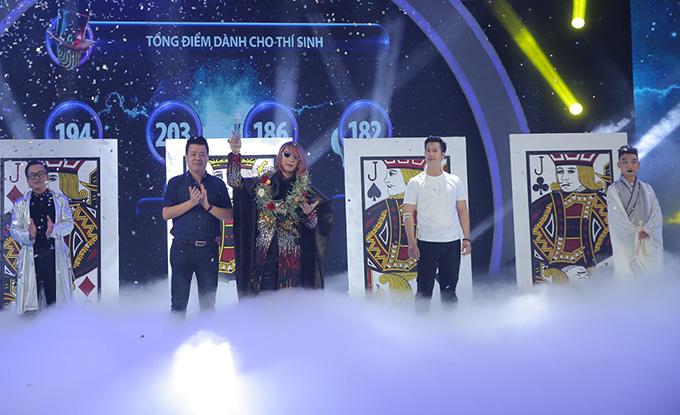 Đêm thi cuối cùng của vòng chung kết cuộc thi Ảo thuật siêu phàm lên sóng tối 22/7. Ảo thuật gia J (Nguyễn Việt Hoàng) đã vượt qua các thí sinh Đức Joker, Lư Phong và Nguyễn Duy Anh để giành ngôi Quán quân với giải thưởng 200 triệu đồng.