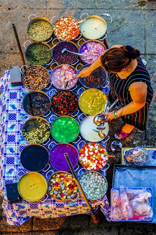 Ẩm thực đường phố Sài Gòn trong mắt người nước ngoài - 3