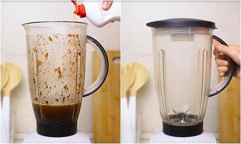 Làm sạch đồ dùng nhà tắm và nhà bếp chỉ trong vài phút
