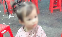 Bé gái 2 tuổi ở Hà Tĩnh mất tích khi chơi cùng bạn trước sân nhà