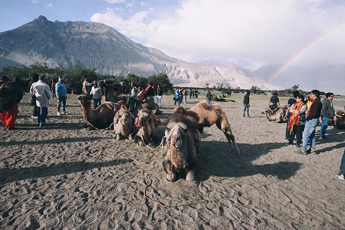 Ladakh - tại sao phải đi một lần trong đờiLadakh là khu vực bí ẩn của đất nước Ấn Độ, đòi hỏi khách du lịch kể cả địa phương hay nước ngoài, khi muốn tham quan toàn bộ vùng đất này đòi hỏi phải chuẩn bị rất nhiều giấy thông hành đặc biệt.Ladakh - tại sao phải đi một lần trong đời - 9