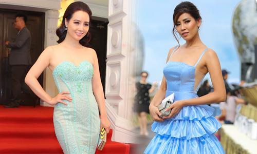 5 sao Việt mắc lỗi trang phục tuần qua (24/7)